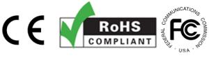 CE FCC ROHS LED DISPLAY MANUFACTURER